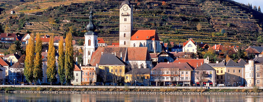 Old town of Krems